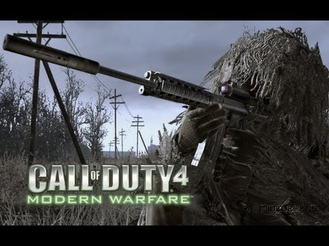 Call of Duty 4: Modern Warfare | Full Campaign