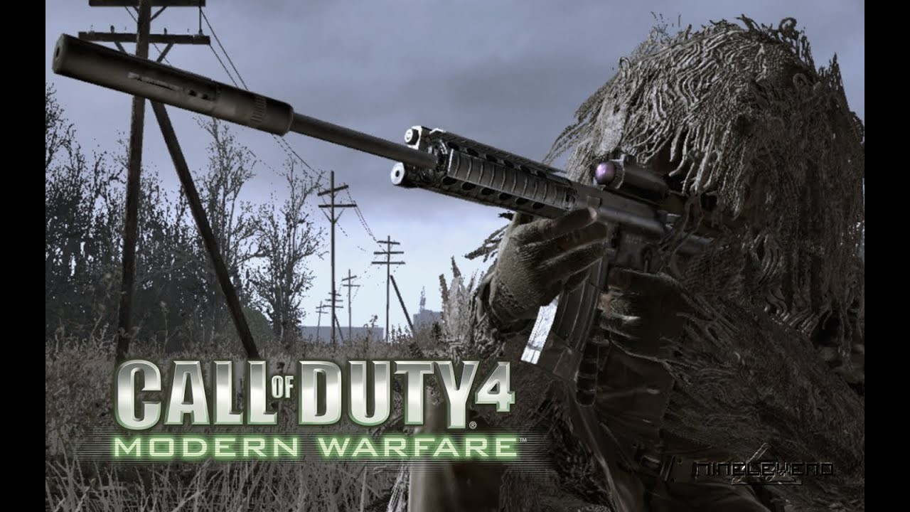 Call of duty 4 modern warfare for pc