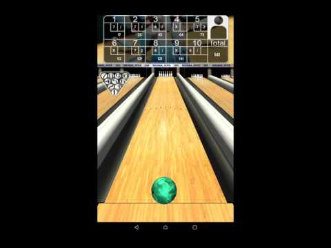 My First ever gamers addition 3Dbowling!