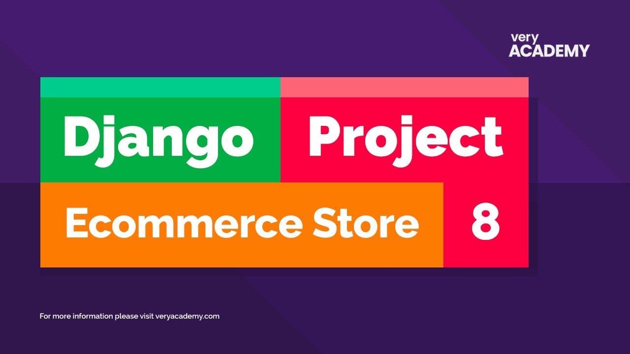 Python Django Ecommerce PayPal Integration