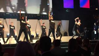 The Industry Dance Awards: Newsies