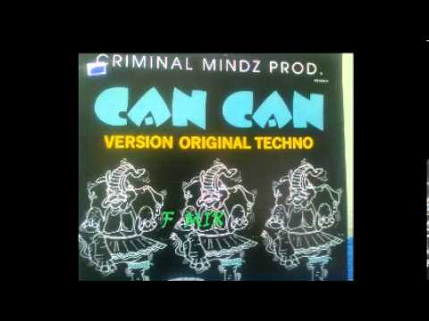 CRIMINAL MINDZ PROD.  -  CAN CAN