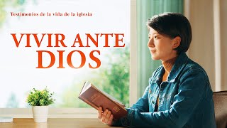 Testimonio cristiano en español 2020 | Vivir ante Dios
