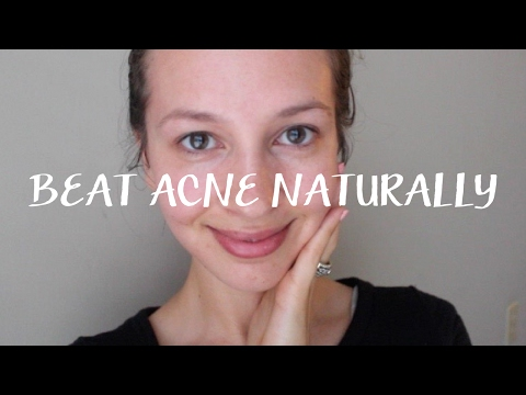 The Oil Cleansing Method, Beat Acne + Diet for Clear Skin | Alisha Leytem
