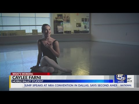 Netflix Documentary to feature Mobile Ballet's Artistic Director