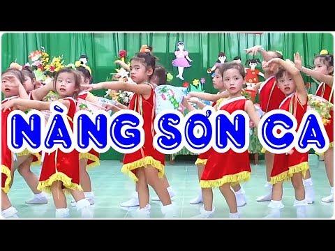Nàng Sơn Ca - Tổng kết trường Hồng Vân 2013