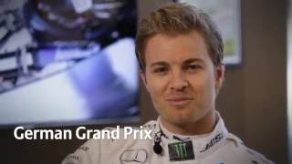 F1 Circuit Preview 2016 - Germany 2016 | AutoMotoTV