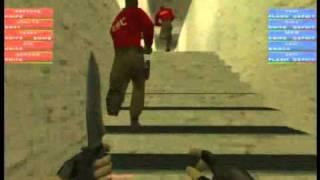 Counter Strike 1.6 (CS1.6) - YDK.ME vs. ESC.ICYBOX (1/4)