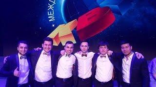 КВН Сборная Таджикистана  - полуфинал ЦЛМиП 2015