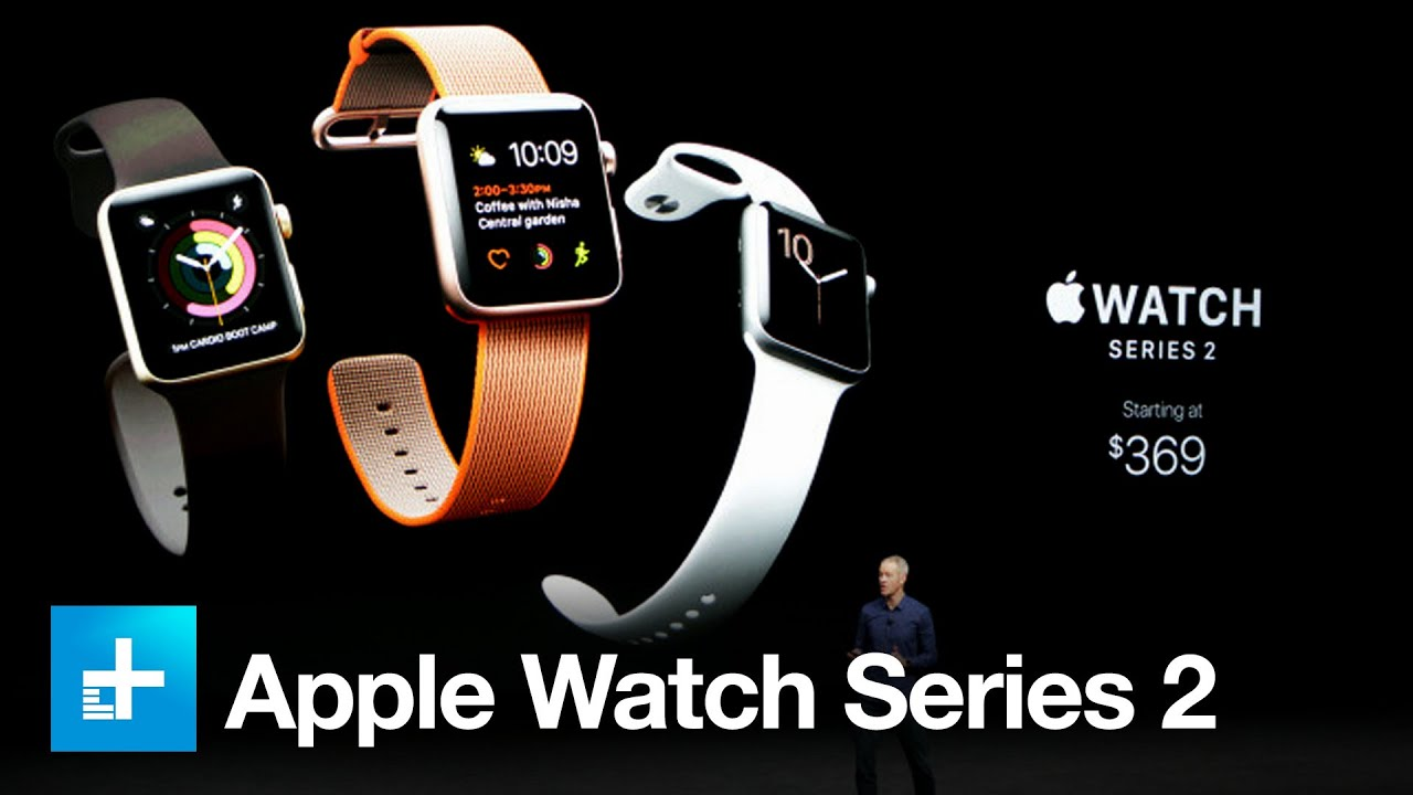 Apple Watch Series 2 - Full Announcement