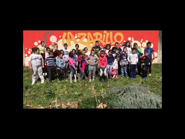 Proyecto Entre Iguales del colegio Lazarillo de Tormes