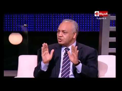 بني آدم شو- موسم 2013 - مصطفى بكري - الحلقة السادسة - Bany Adam Show