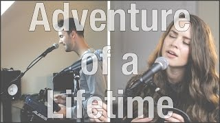 Adventure of a Lifetime - Coldplay Cover by Kenzie Nimmo thumbnail