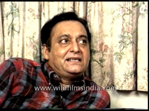 Working with Satyajit Ray : Soumitra Chatterjee