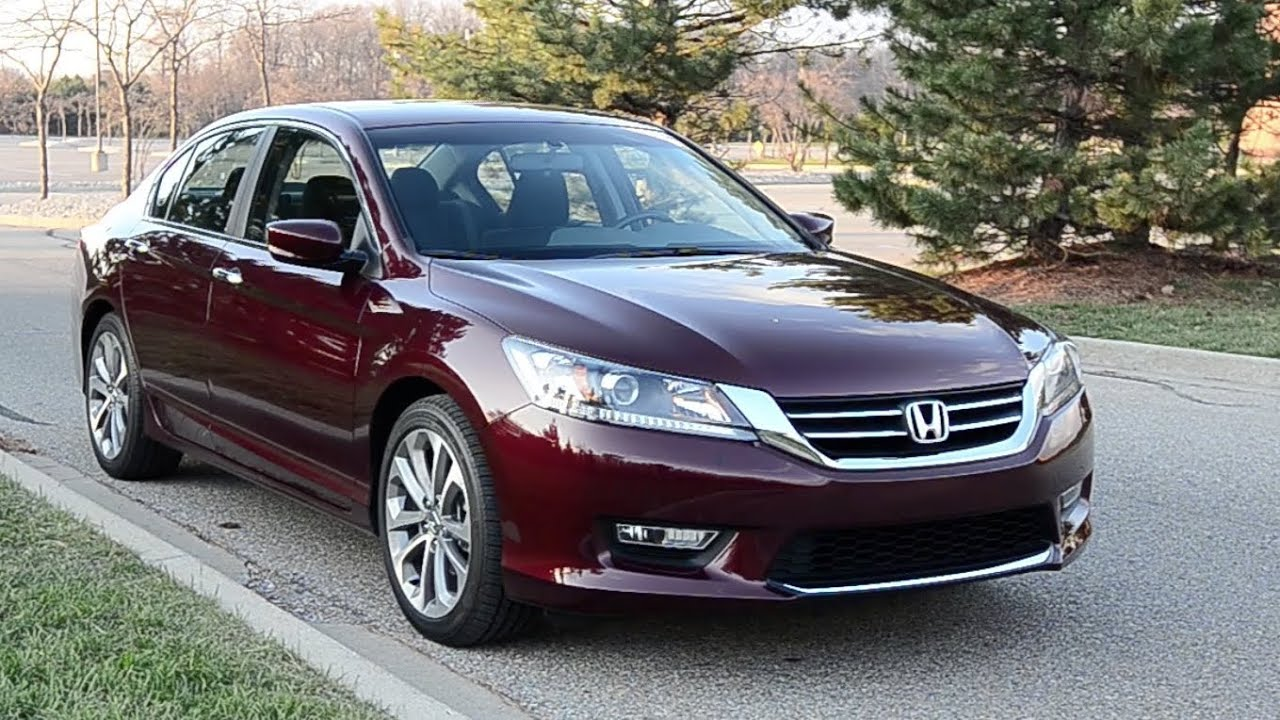 Awesome 2013 Honda Accord Sport   WR TV POV Test Drive   YouTube