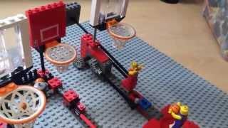 MarklegoboyVlogs #70 - Лего Баскетбол