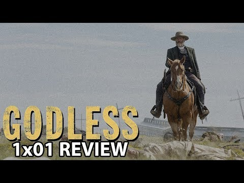 Download Youtube: Godless Episode 1 'An Incident at Creede' Review