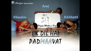 Ek Dil Hai - Padmaavat | Dance Choreography | Footlight Dance Studio