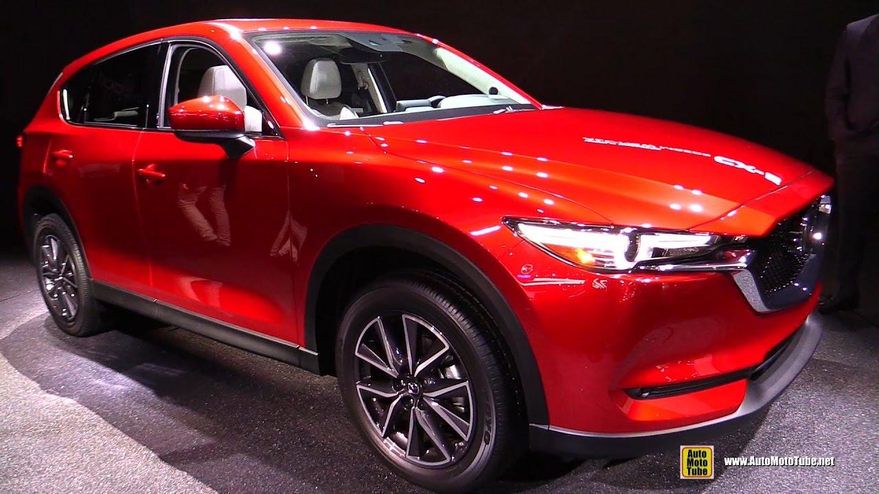2017 Mazda Cx 5 Exterior And Interior Walkaround Debut At 2016 La Auto Show