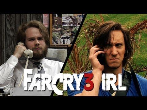 Far Cry 3 IRL: Jason Brody Calls His Travel Agency
