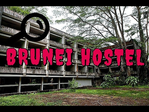 Trip To Abandoned Brunei Hostel Vlog 1