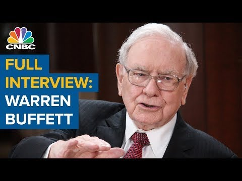 Интервью CNBC с генеральным директором Berkshire Hathaway Уорреном Баффетом 2020 (ENG субтитры RUS )