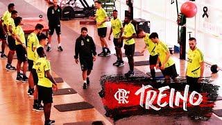 Treino do Flamengo - 14/08/2019