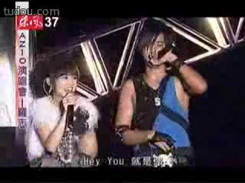 Show luo ft Rainie yang - Lian Ai Da Ren Concert.flv