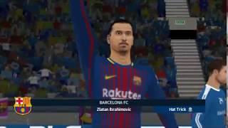 Chelsea Vs Barcelona Dream League Soccer 2018 - Android Gameplay #133