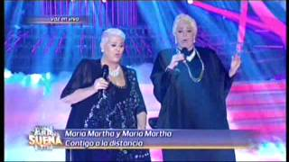 Coki Ramirez es Maria Marta Serra lima en Tu cara me suena