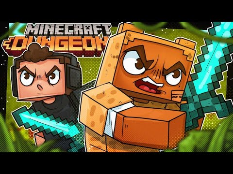 WELCOME TO THE JUNGLE! MINECRAFT DUNGEON DLC WITH DRLUPO!  