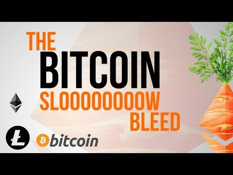 The Bitcoin Slow Bleed