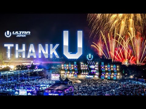ULTRA JAPAN 2017 - The Chainsmokers - Day 2 Epic Finale - 09/17/17