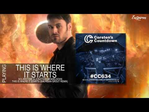 Solarstone & Jonathan Mendelsohn - This Is Where It Starts (Sheridan Grout Remix)