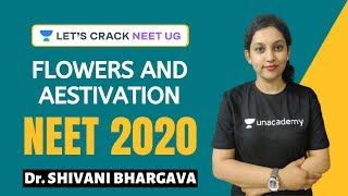 Flowers and Aestivation | Success Booster Series for NEET 2020 | Target NEET 2020