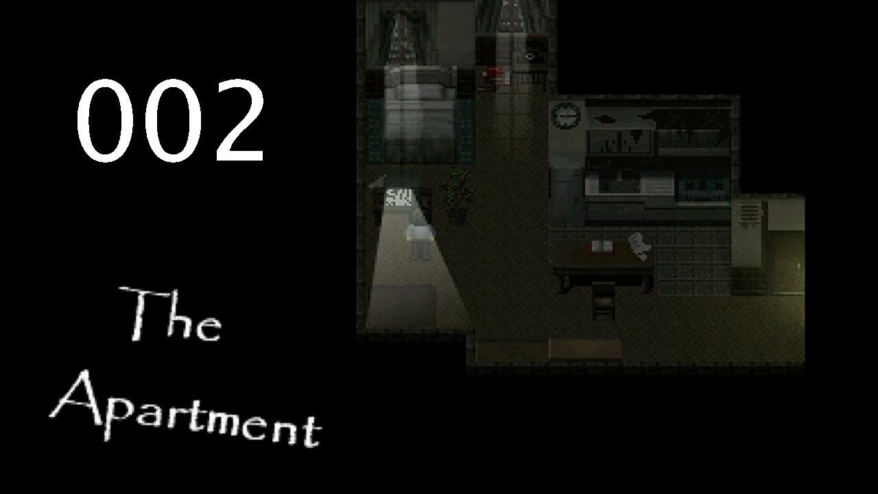 Let 39 s play the apartment rpg maker horror part 2 for Apartment 412 rpg maker fes