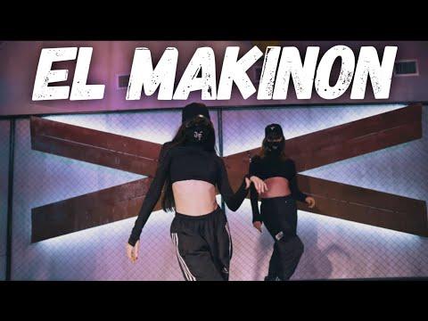 EL MAKINON – KAROL G, Mariah Angeliq   Coreografía Nicole Conte ft Caro Blassi