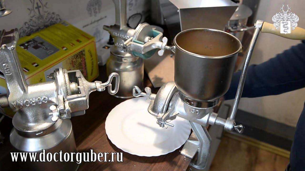 Ручные мельницы для зерна своими руками