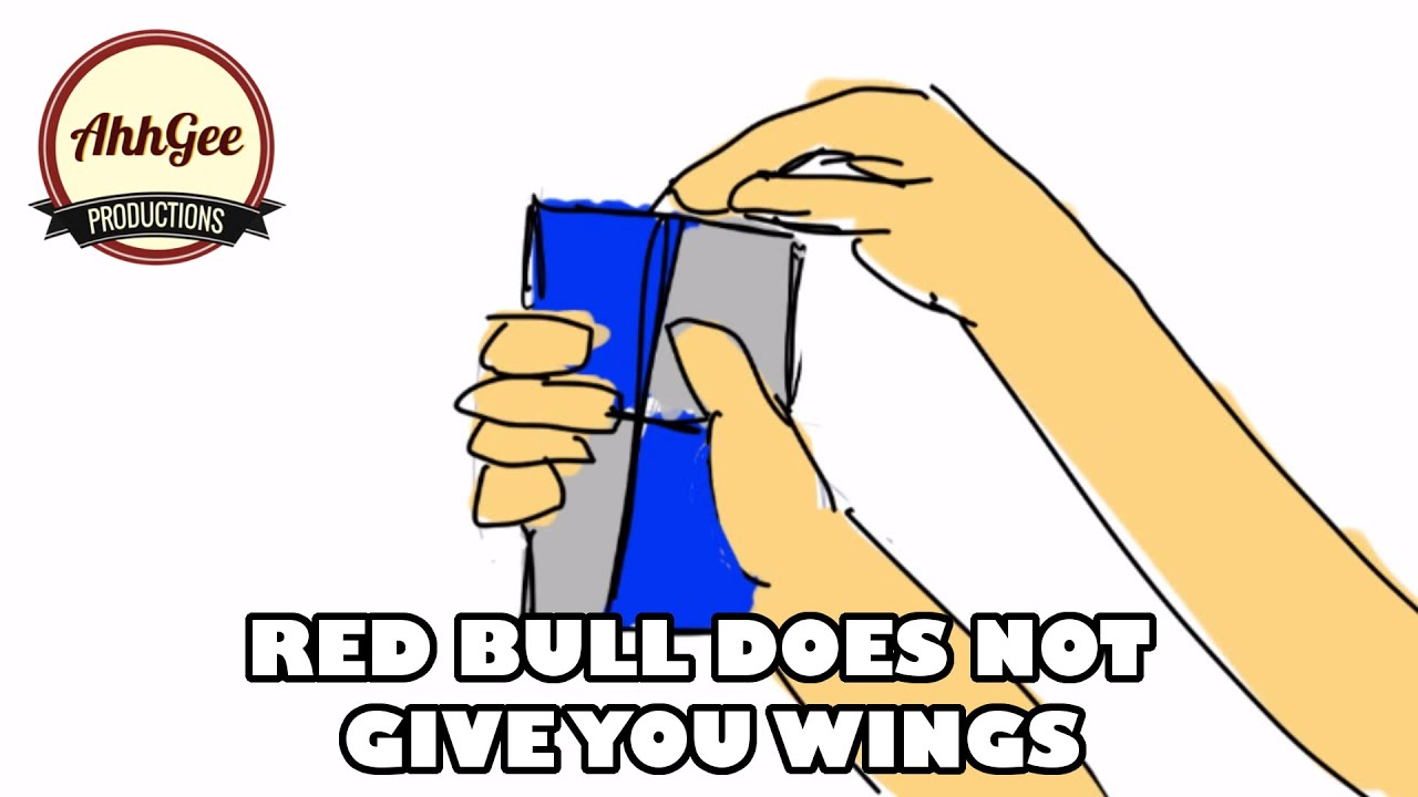 Red Bull Does (Not) Give You Wings