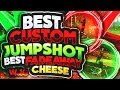 NBA 2K17 • BEST CUSTOM JUMPSHOT FOR ALL POSITIONS/ARCHETYPES + BEST FADEAWAY WK. 10
