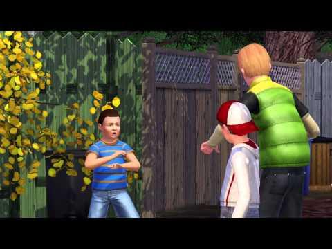 ч.01 - Семейство Кошачьих - The Sims 3 Сверхъестественное и питомцы