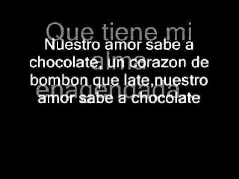 Jesse & Joy - Chocolate Lyrics!