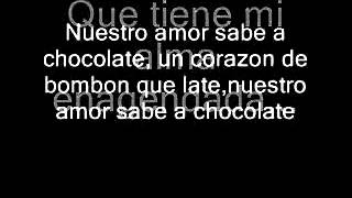 Jesse & Joy - Chocolate Lyrics!