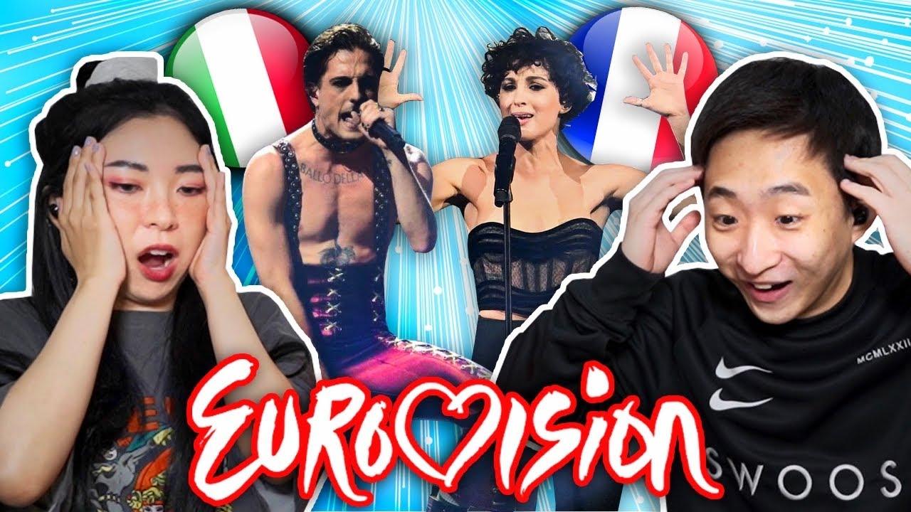 COREANI REAGISCONO all' EUROVISION 2021   Måneskin PRIMI su Spotify Corea!!!