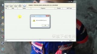 ADVAN S35 FLASH VIA  SPD Upgrade Tool v2.9.8004