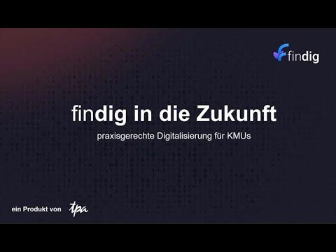findig Webcast: Praxisgerechte Digitalisierung für KMUs & Unternehmer in Österreich