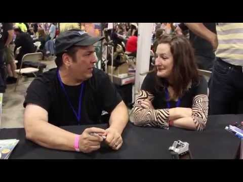 Jimmy Palmiotti and Amanda Conner BCC 2014 Interview - YouTube