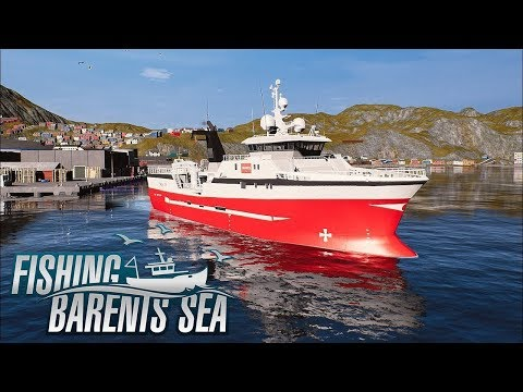 Deep Sea Fishing with Bill....The Trawler ships-----Super confusing