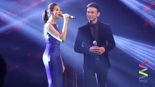 Sarah Geronimo & Mark Bautista reunite on stage!