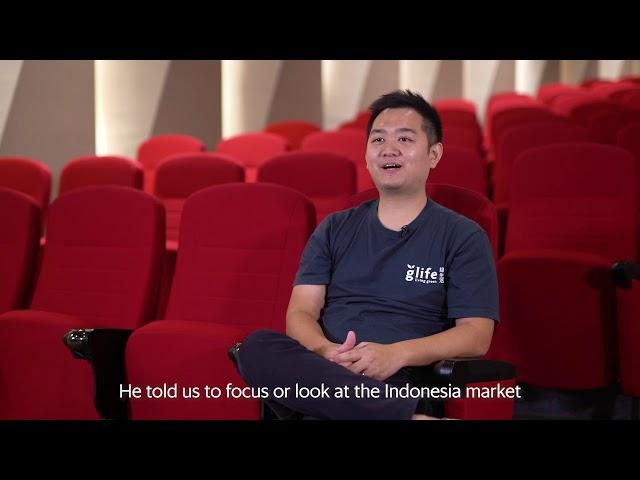 Grab Ventures Velocity Batch 2 - Founder Interview - Justin Chou, Glife